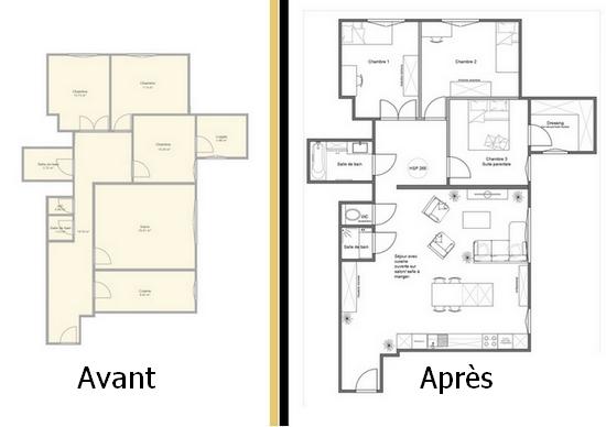 plan travaux immobilier